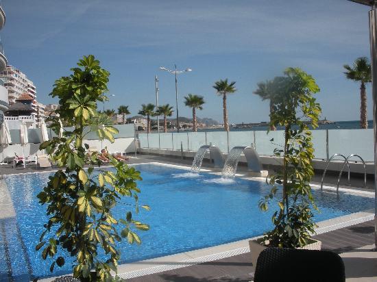 Allon Mediterrania Hotel: the beautiful pool