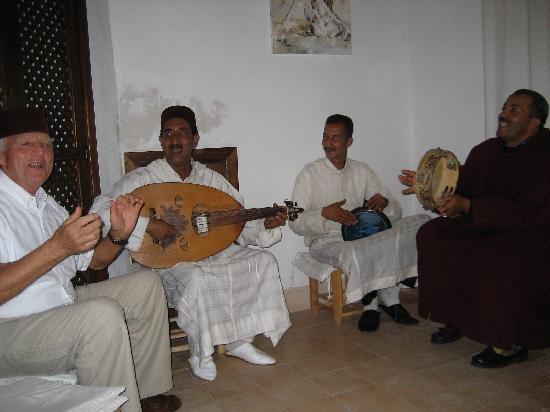 Riad Elixir: soirée avec danseuse au Riad