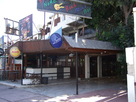 Paphos, Cyprus: Bar Closed