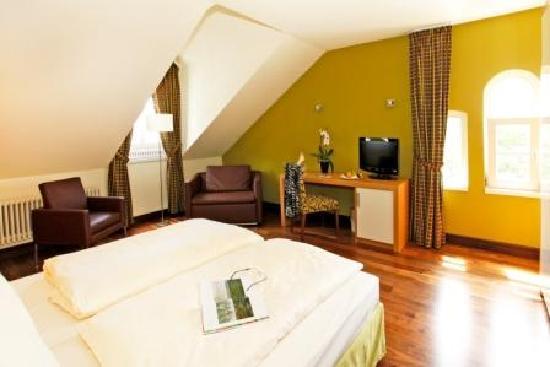 Inselhotel König: Hotelzimmer