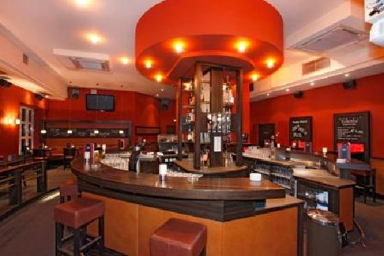 "Inselhotel König: Bar-Kneipe-Lounge ""Fischerkate"""
