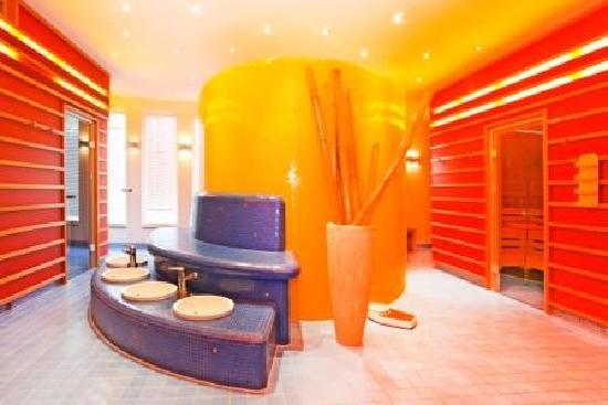 Inselhotel König: Sauna