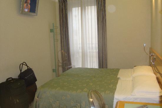 Hotel Sempione : room