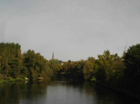 Ibis Luebeck City: View of the River