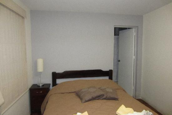 Casa Wayra Bed & Breakfast Miraflores: chambre