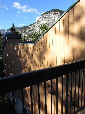 ดักลาสเฟอร์ รีสอร์ท & ชาเลทส์: Room with a view