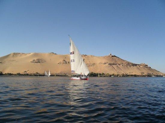 Aswan Felucca Tours