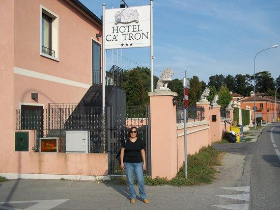 Hotel Cà Tron : Veduta Dello stabile