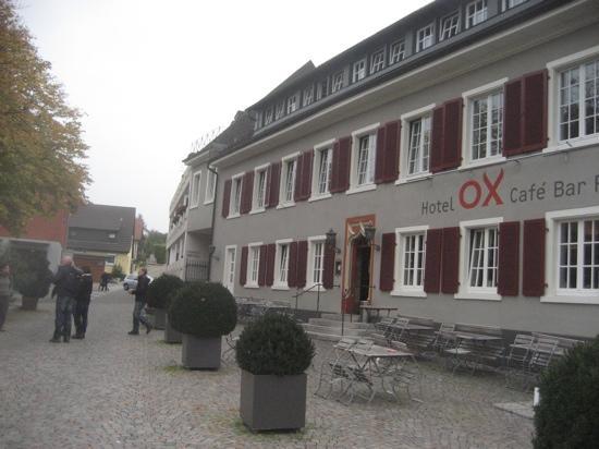 OX Hotel: OX Heitersheim, Oktober 2011