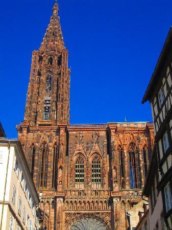Hotel du Dragon : Streasburg Cathedral
