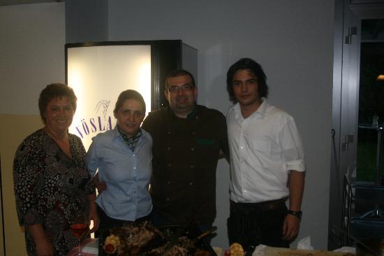 Teds Restaurants: Cosa Nostra :-)