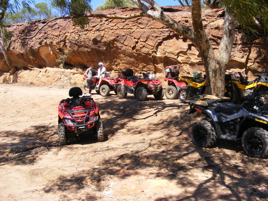 ‪Kalbarri Quadbike Safaris‬