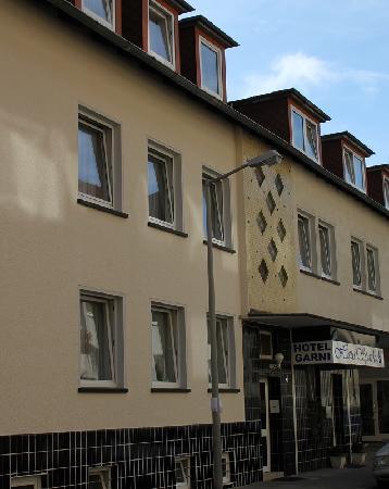 Haus Sparkuhl Hotel Garni: Hausansicht