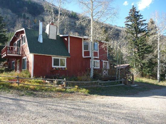 Chair Mountain Ranch: apartments