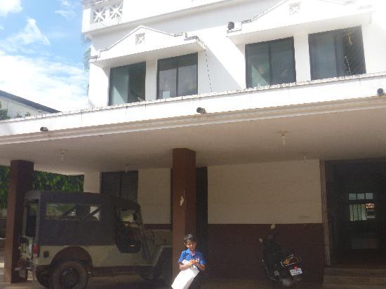 Subramanya, India: hotel where we stayed