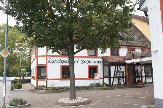 Hotel Landgasthof Schwanen : Außenansicht