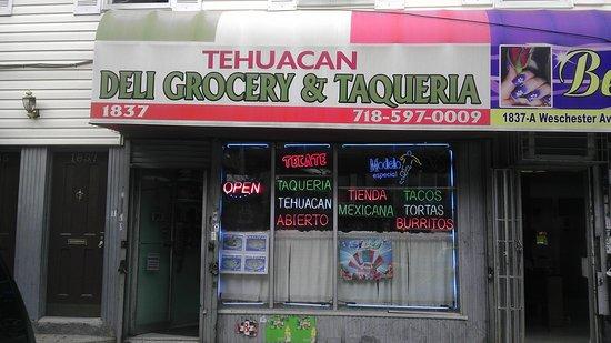 Tehuacan Deli Grocery