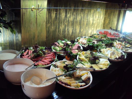 Best Western Antea Palace Hotel & Spa: Frühstucksbuffet 1