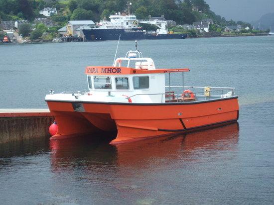 Argyll Charters - Mara Mhor Cruises