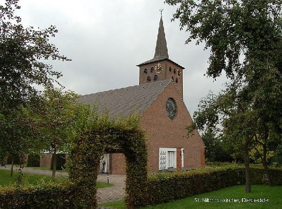 Diestedde, Niemcy: St. Nikolaus