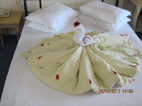 Pasha's Princess Hotel: Bedroom