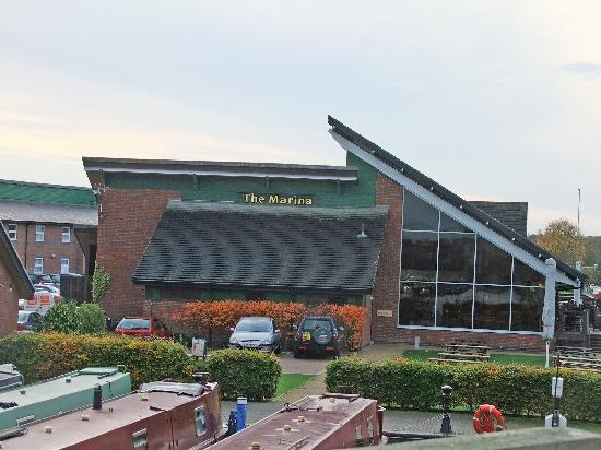 Brewers Fayre Marina: The Marina