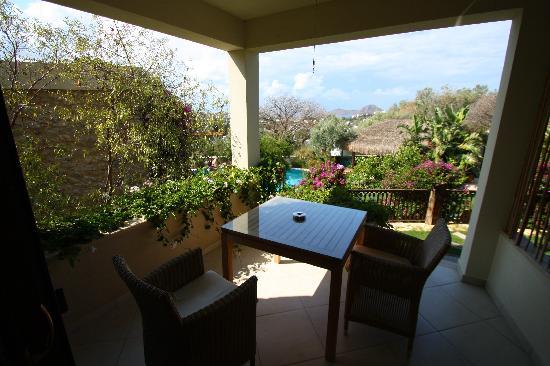 Sandima 37 Hotel Bodrum: junior suite terrace