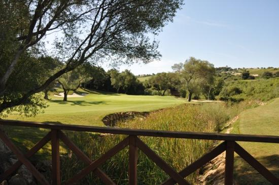Finca Cortesin Hotel Golf & Spa : great hole