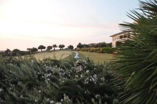 Finca Cortesin Hotel Golf & Spa : the range
