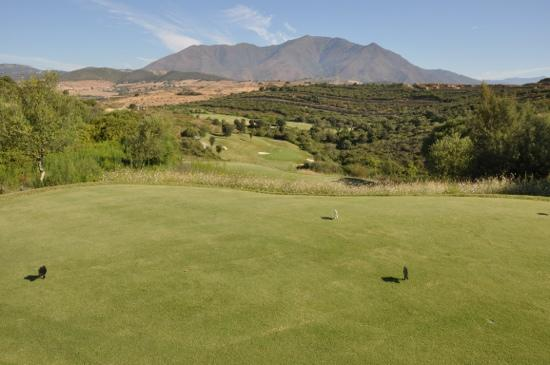 Finca Cortesin Hotel Golf & Spa : hole # 10