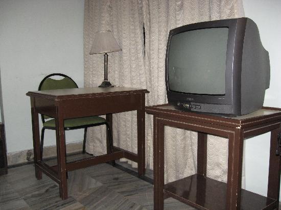 Hotel Park Plaza : Room