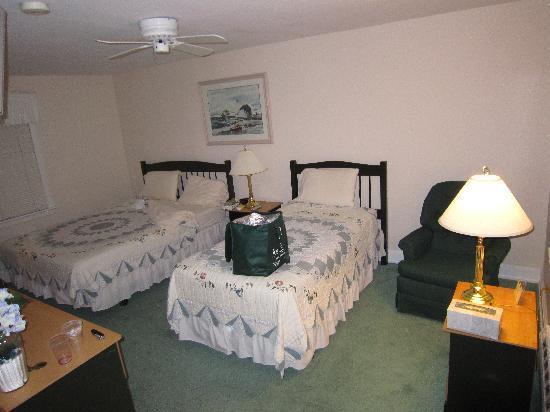 Ducktrap Motel: Gemütliche Zimmer im Ducktrap