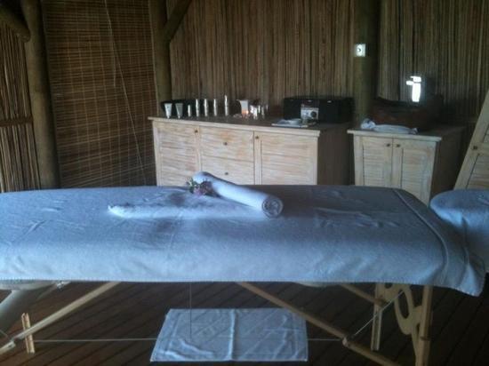 Le Sakoa Hotel: le spa sur la plage du Sakoa