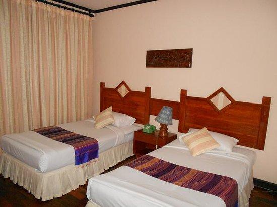 Phousi Hotel: Phousi Hotel interior