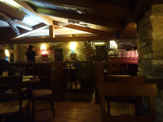 PAM PAM: Restaurant innen