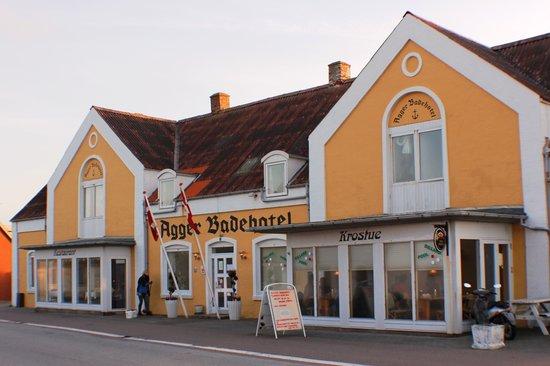Vestervig, Denmark: Agger Badehotel