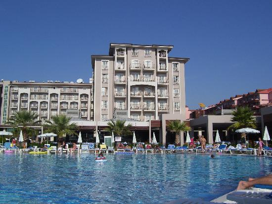 Asteria Elita Resort: Hotel