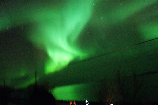 Radisson Blu Hotel, Tromso: Our amateur picture of the Northern Lights