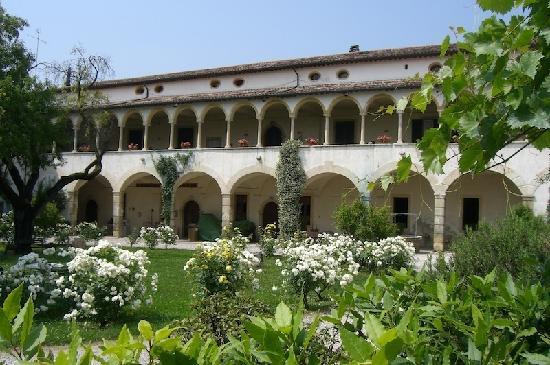 Villa Verita : Villa Verità: garden