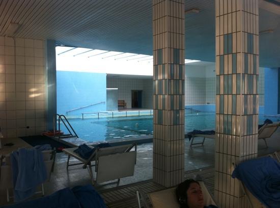 Hotel Terme Neroniane: piscina interna