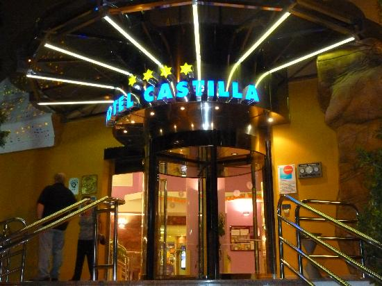 Servigroup Castilla : Hotel Entrance
