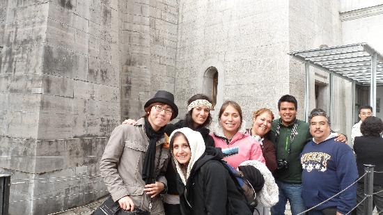 Like Us Tours: Our group