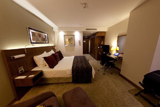 Crowne Plaza Istanbul - Harbiye: Deluxe Room