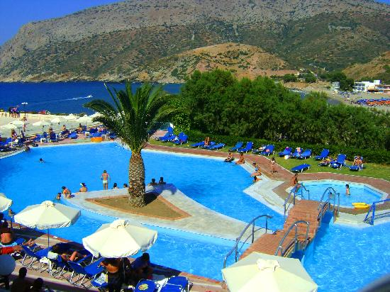 Fodele Beach & Water Park Holiday Resort: main pool
