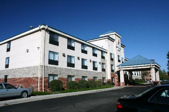 Quality Inn Denver Westminster: Exterior