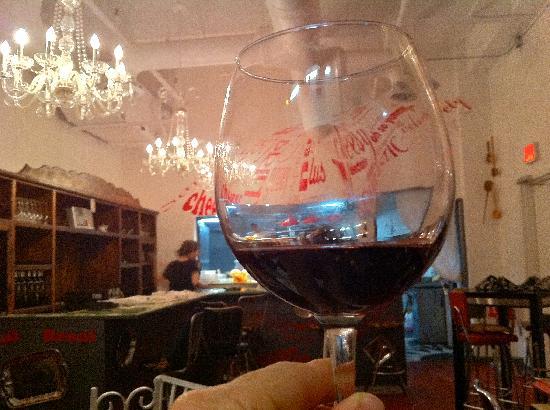 neMesis Urban Bistro: Through the Looking Glass
