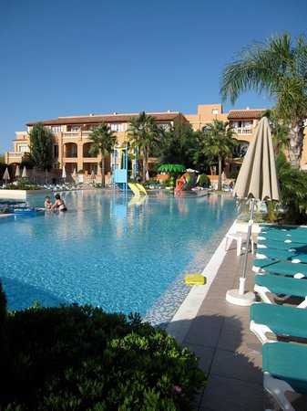 Holiday Village Menorca: The main pool
