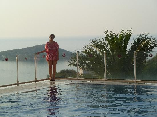 Golden Age Crystal Bodrum: pool