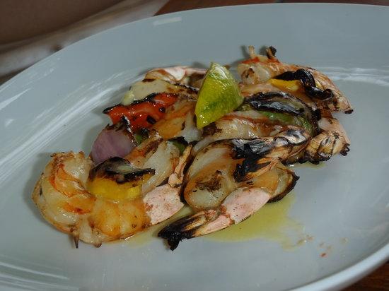 The Aquarium Restaurant: Shrimp was Better than Lobster