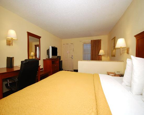 Quality Inn & Suites Lexington: King Suite